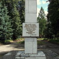 в парке Дружбы народов, Жуковка
