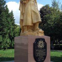 Памятник павшим воинам, Жуковка