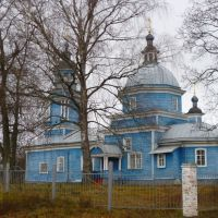 The Holy Virgin Protection Orthodox Church, Злынка