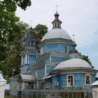 Церковь Покрова Пресвятой Богородицы / Church of the Holy Virgin, Злынка