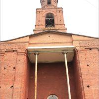 ИВОТ Церковь Покрова. Недостроена и брошена с 1905г. Строилась Мальцевым. На текущий момент часть восстановлена и действует. Уникальная архитектура как в Питере., Ивот