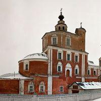Церковь Воскресения на Бережке, Карачев