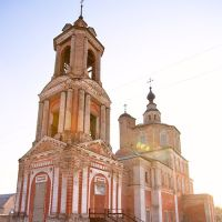Церковь Воскресения, Карачев