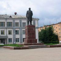 площадь Ленина, Карачев