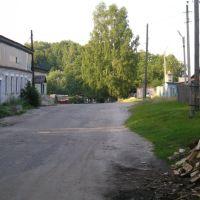 Дрова на ул.Чапаева, Клетня