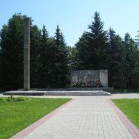 Центральный мемориал, Клетня