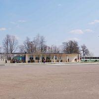 Автовокзал, Климово