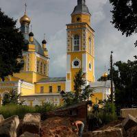 Строительство Храма в честь Святого благоверного князя Александра Невского, Клинцы