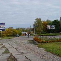 Въезд в город Клинцы, Клинцы
