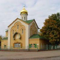 Никольская церковь, Клинцы