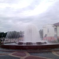 фонтан, Клинцы