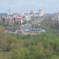 Фокинский район, Кокаревка