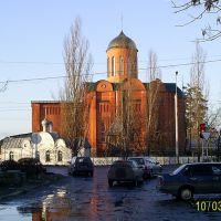Православный храм в Фокинском р-не, Кокаревка