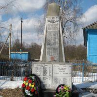 Братская могила в Шведчиках, Кокаревка