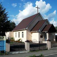 Молитвенный дом, Комаричи