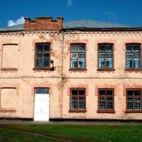 Старое здание школы, Комаричи