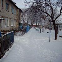 зима в Комаричи, Комаричи