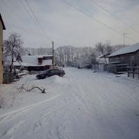 зима Комаричи, Комаричи