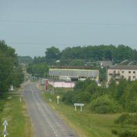 Красногорское АТП, Красная Гора