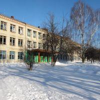 Школа (School), Красная Гора