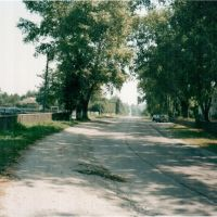 дорога в центр, Локоть