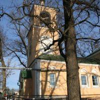 Церковь Казанской иконы Божьей Матери в Навле, Навля