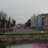 У городского озера, Новозыбков