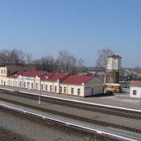 Ж/д вокзал г.Новозыбков, Новозыбков
