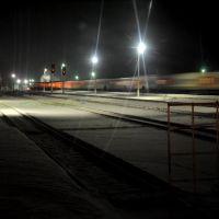 rail station, Новозыбков