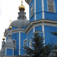 Преображенская церковь. Детали / Transfiguration church. Details, Новозыбков