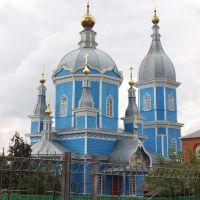 Преображенская церковь / Transfiguration church, Новозыбков