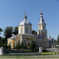 Чудо-Михайловская церковь, Новозыбков
