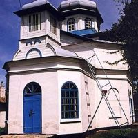 Погар. Церковь Зачатия Анны., Погар