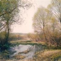 То было раннею весной... / It was in early spring..., Погар