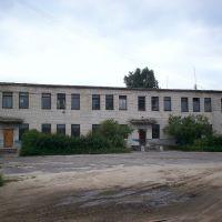 Бывшая администрация, Ржаница