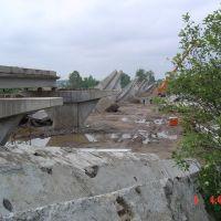 Рухнувший мост, Рогнедино