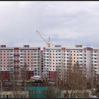 Новостройка в 5ом микрорайоне, Рогнедино