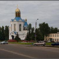 Храм., Рогнедино