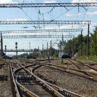 Railway Station Ordjenikidzegrad, Рогнедино
