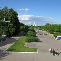 Курган Бессмертия, Брянск, Россия, Рогнедино