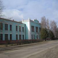 Севское училище, Севск