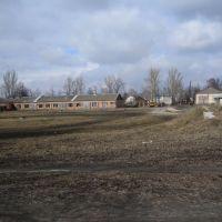 Училище_моторный парк, Севск