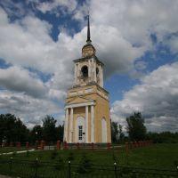 Sevsk   колокольня Успенского собора XIX век, Севск