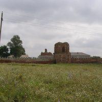 Monastery, Sevsk, Russia, Севск