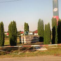 Севск. Памятник воинам-освободителям., Севск