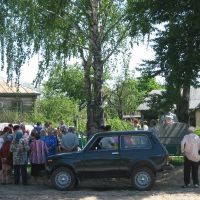 митинг на Зерновской, Суземка