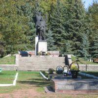 Памятник/Monument, Суземка