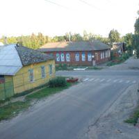 Перекресток Ленина и Мглинской, Сураж