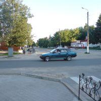 Перекресток Ленина и Красной, Сураж