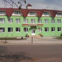 Гостиница суражичи, Сураж